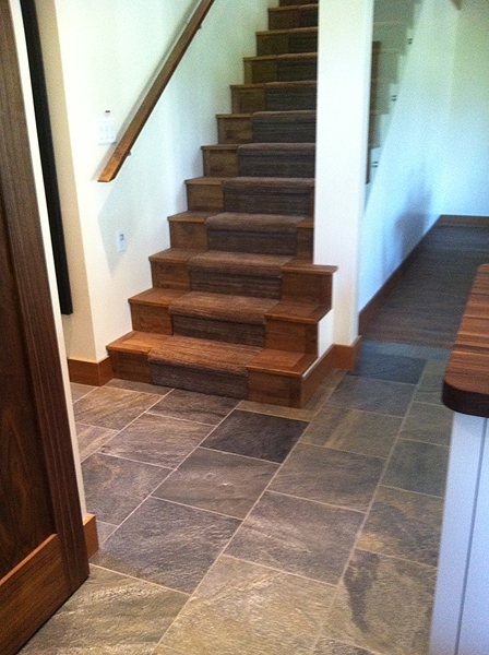 Cork Flooring On Stairs Is The Source Abuse Report