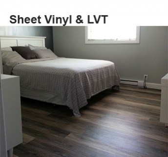 Sheet & LVT Vinyl Plank